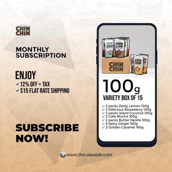 Subscription for 100g
