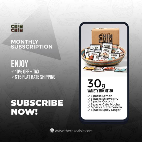 subscription for 30g